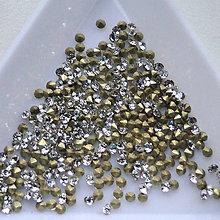 Komponenty - Šaton 2mm-1ks (krystal) - 4959411_