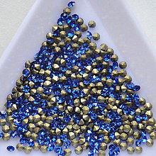 Komponenty - Šaton 2mm-1ks (modrá) - 4959444_