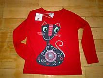 Detské oblečenie - mačkovité triko - 4956579_