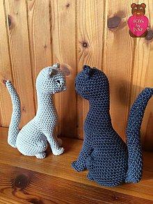 Hračky - Mačka Caty - 4963576_