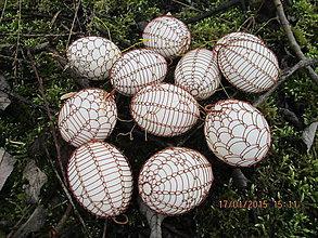 Dekorácie - Veľkonočné vajíčka - 4960810_