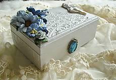 Krabičky -