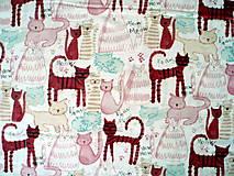 - Bavlna Meow Meow - 4967735_