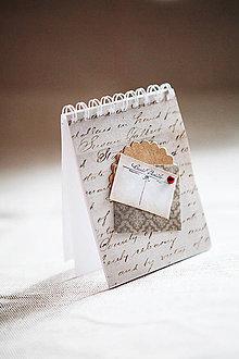 Papiernictvo - Vintage #15 VÝPREDAJ! - 4966542_