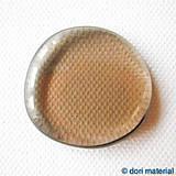 Minerály - záhneda 35 x 32 x 7 mm - 4968697_