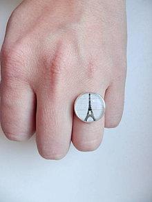 Prstene - Prsteň Paríž - 4967726_