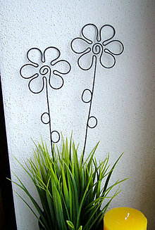 Dekorácie - kvet menší - 4971031_