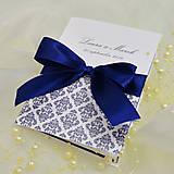 - Elegantné svadobné oznámenie - 4970771_