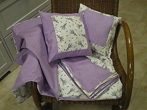 Úžitkový textil - Posteľné prádlo u nás na objednávku - toto šité pre Lindu - 4968931_