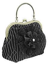 Kabelky - Spoločenská kabelka, kabelka dámská 1100-01 - 4975411_