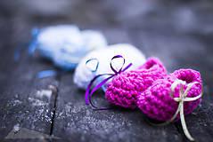 Topánočky - Babydream ružové - 4973927_