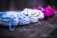 Topánočky - Babydream modré - 4973973_