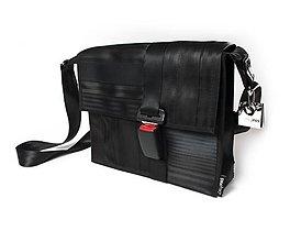 Tašky - BLK 35-13 z bezpečnostních pásů z aut - 4973624_