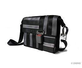 Tašky - BAS 35-13 z bezpečnostních pásů z aut - 4974313_