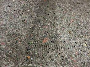 Textil - Vatelín šedy - 4976016_