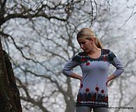 Topy, tričká, tielka - Máčny máčik - 4973078_