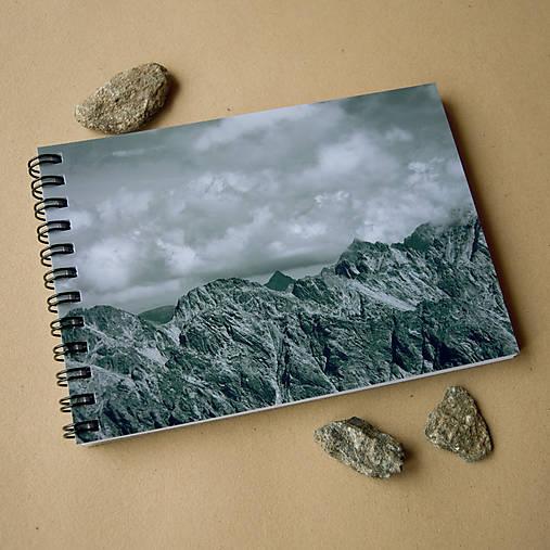 Zápisník malý - Na vrcholkoch hôr