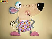 Dekorácia na zavesenie - Myška