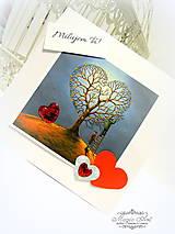 Papiernictvo - Lásku treba každý deň zalievať nehou a pozornosťou... - 4981194_