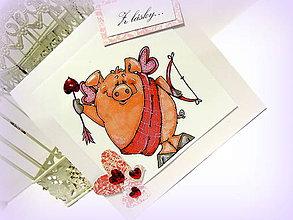 Papiernictvo - Rozkošný Amor - 4981146_