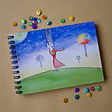 Papiernictvo - Zápisník malý - Iné svety - 4978797_