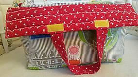 Iné tašky - Prebaľovací domček - 4981910_