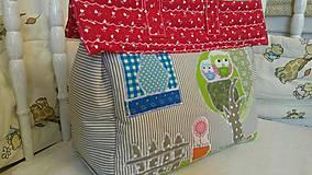 Iné tašky - Prebaľovací domček - 4981912_