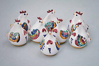 Dekorácie - Kvočna - miniatura na špejli - 4983837_