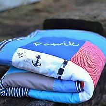 Textil - Pre námorníka - 4981429_