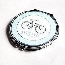 Zrkadielka - Zrkadielko s kolesom - 4987076_