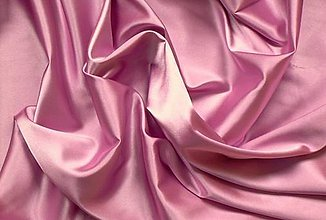 Textil - Satén ružový - 4987204_
