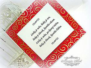 Papiernictvo - Láska je nebo, láska je sen... II. - 4988897_
