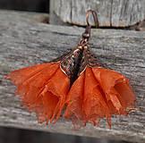 - Tanečnice tehlovo-oranžové - 4988237_