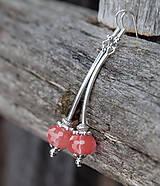 Náušnice - Cherry čerešne - 4988574_