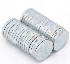 Iný materiál - Magnetka 8x1mm - 4985493_