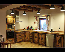 Nábytok - dubova kuchyna - 4991977_