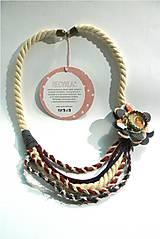 Náhrdelníky - Recykláč 1 - 4993322_