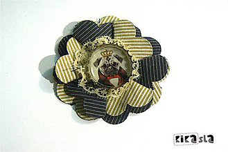 Odznaky/Brošne - Recyklačka 1 - 4993468_