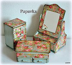 Krabičky - Tyrkys sada - 4990143_