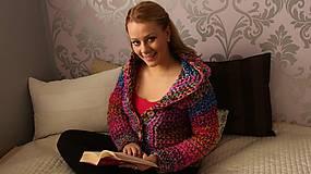 Kabáty - Farby ľúbi ♡ - 4993128_