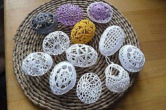 Dekorácie - Veľkonočné vajíčka - 4996179_