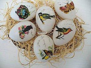 Dekorácie - Veľkonočné vajíčka - 4997283_