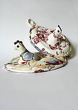 Úžitkový textil - origo CHŇAPKY 89 - 4999228_
