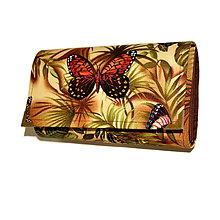 Peňaženky - peněženka Beauty Butterfly - 4997409_