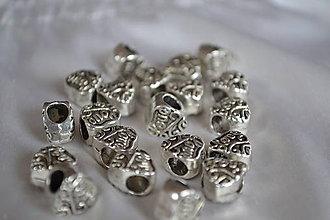 Korálky - Pandora korálka srdce-Love, 0.25€/ks - 4996762_