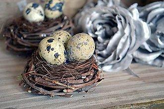 Dekorácie - Natur hniezdočko - 4995630_