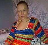 Šaty - Coctail colors - 5000389_