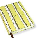 Papiernictvo - Zápisník A6 Breza - 5002289_