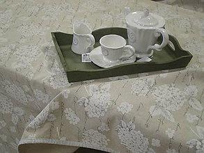 Úžitkový textil - Obrus šili sme na želanie rozmer 125x150 - 5000425_