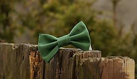 - Detský motýlik zelený - 5008506_